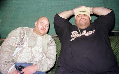 The Stretch & Bobbito Show w/DJ Riz, Eclipse, Fat Joe & Big Pun