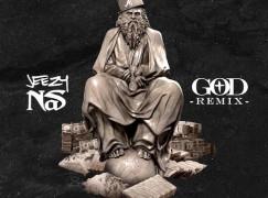 Jeezy – GOD (Remix) ft. Nas