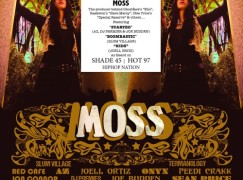 MoSS – Marching To The Sound Of My Own Drum (LP)