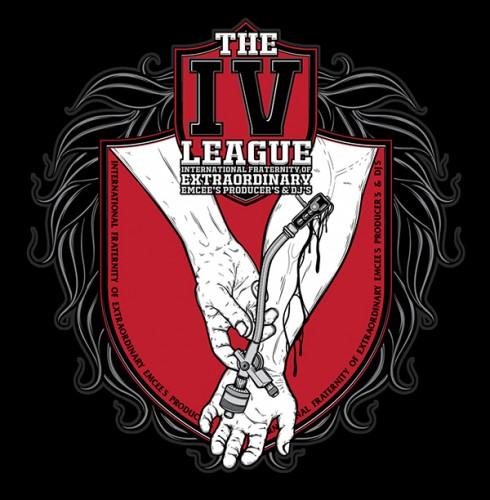 The IV League LP ft. Shabaam Sahdeeq, Ras Kass, El Da Sensei...