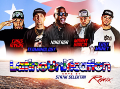 Manny Garcia & Termanology – Latino Unification (Remix) ft. Noreaga, Chris Rivers & Ea$y Money