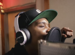 Charles Hamilton – My Jamaican Baby Momma Freestyle