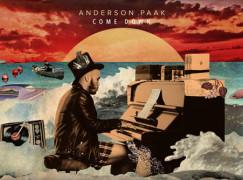 Anderson .Paak – Come Down (prod. Hi-Tek)