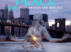 Kay Cola – Peace (Remix) ft. Skyzoo & Bad Lucc