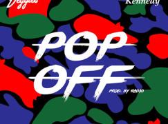 Casey Veggies – Pop Off ft. Dom Kennedy