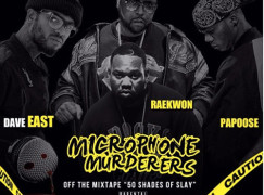 DJ Kay Slay – Microphone Murderers ft. Dave East, Raekwon & Papoose