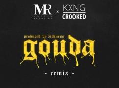 Maffew Ragazino – Gouda (Remix) ft. KXNG CROOKED