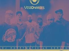 The Visionaries – All Along  (prod. DJ Rhettmatic)