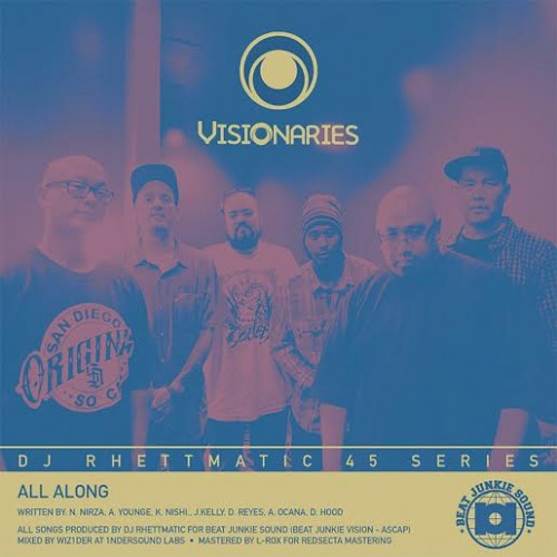 The Visionaries - All Along (prod. DJ Rhettmatic)