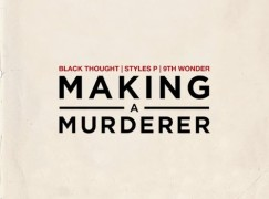 Black Thought – Making A Murderer ft. Styles P (prod. 9th Wonder)