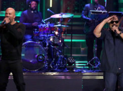 Common & Ice Cube perform on Jimmy Fallon