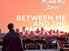 M1 (of dead prez) – Between Me and the World (LP)