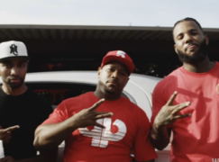 The Game – Roped Off ft. Problem & Boogie