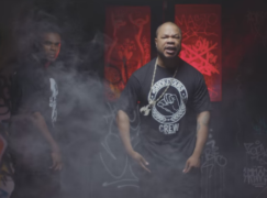 Bishop Lamont – Back Up Off Me ft. Xzibit