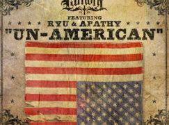 Bishop Lamont – Un-American ft. Ryu & Apathy
