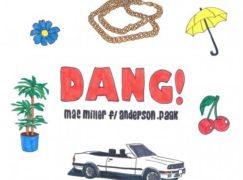 Mac Miller – Dang! ft. Anderson .Paak
