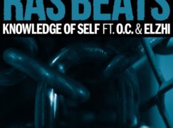 Ras Beats – Knowledge Of Self (feat. O.C. & eLZhi)