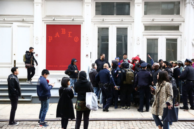 Kanye West 21 Pop Up Shops Around the World