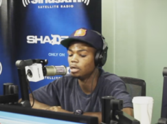 Stro Freestyle on Showoff Radio w/ Statik Selektah