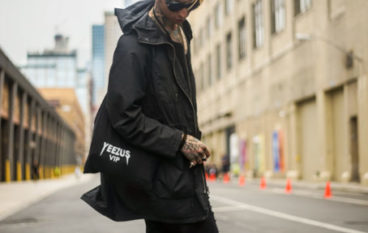 NYC Street Style with Chris Lavish (NYFWM)