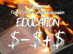 Chuuwee – Education ft. Del The Funky Homosapien