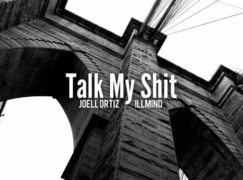 Joell Ortiz – Talk My Sh*t (prod. !LLmind)