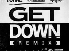 Torae – Get Down (Remix) ft. Freeway & Styles P (prod. Pete Rock)