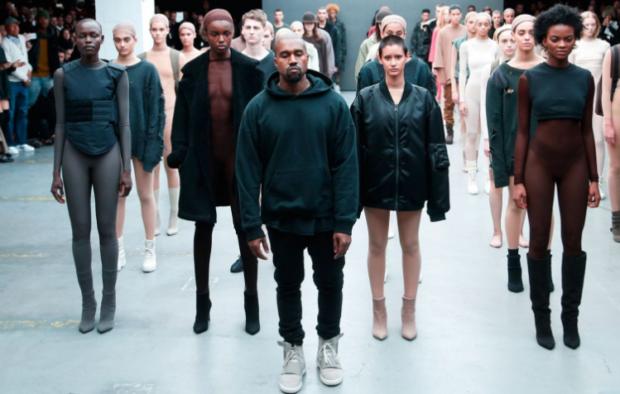 Kanye West's Yeezy Season 4