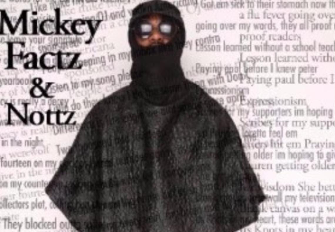 Mickey Factz – 414 Words (prod. Nottz)