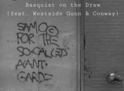 Apollo Brown & Skyzoo – Basquiat On The Draw ft. Westside Gunn & Conway