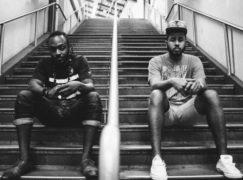 ScienZe – Water To Wine ft. Blu (prod. Black Spade)