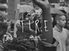 Rapsody – Fire ft. Moonchild (Prod. Kash, Khrysis, and 9th Wonder)