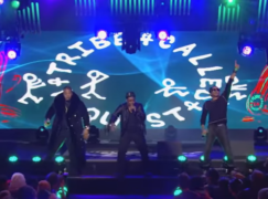A Tribe Called Quest Live on Kimmel