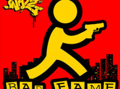 C-Rayz Walz – Bad Fame (Music To Run With)