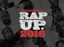 Uncle Murda – Rap Up 2016