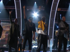 A Tribe Called Quest Perform at 2017 Grammys