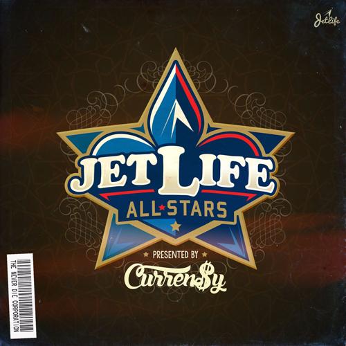 Curren$y - Jet Life All Stars (Mixtape)