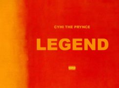 CyHi The Prynce – Legend