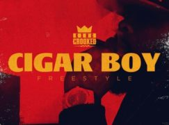 KXNG Crooked – Cigar Boy (Freestyle)