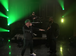 Run the Jewels Live on The Tonight Show