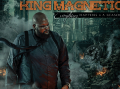 King Magnetic – Alone (ft. Masta Ace, Slug & DJ Eclipse)
