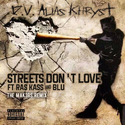 DV Alias Khryst - Streets Don't Love ft. Ras Kass & Blu