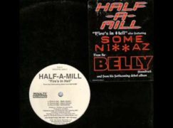 Half-A-Mill – Some Ni***z