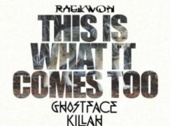 Raekwon – This What It Comes Too ft. Ghostface Killah (RMX)
