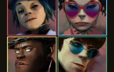 Gorillaz – The Apprentice