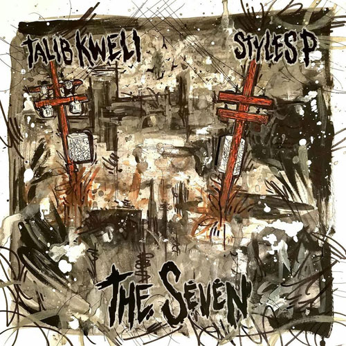 Talib Kweli & Styles P - Nine Point Five ft. NIKO IS, Jadakiss, Sheek Louch (prod. Marco Polo)