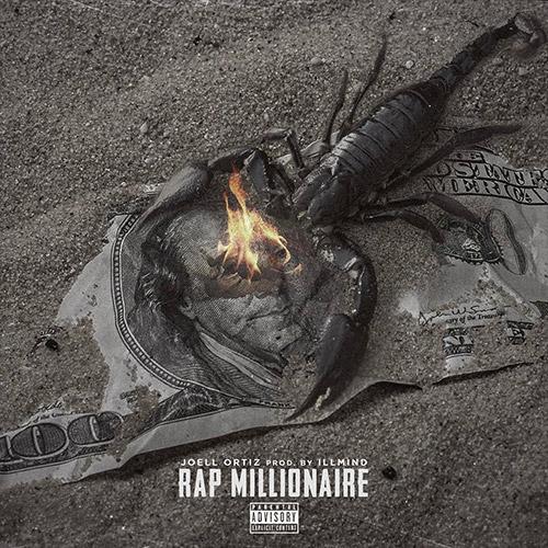 Joell Ortiz - Rap Millionaire (prod. !llmind)