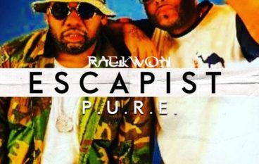 Raekwon & P.U.R.E- Escapist (prod. Scram jones)