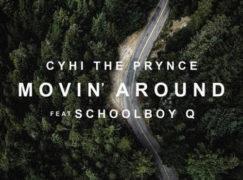 CyHi The Prynce – Movin' Around feat. ScHoolboy Q