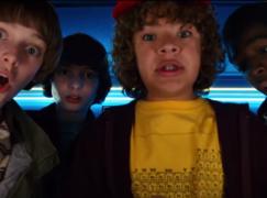Stranger Things : Season 2 (Trailer)